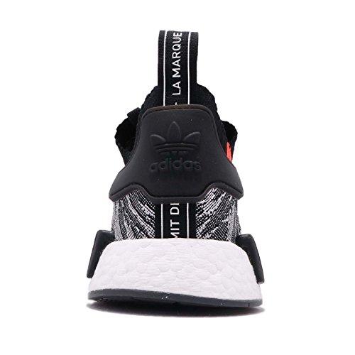 Adidas Heren Nmd_r1 Pk, Cblack / Cblack / Solred Cblack / Cblack / Solred