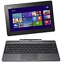 Asus Transformer Book T100TA-C2-EDU 10.1-Inch 64GB Touchscreen Laptop with Keyboard | Windows 8.1 Pro Eligible to Upgrade to Win10