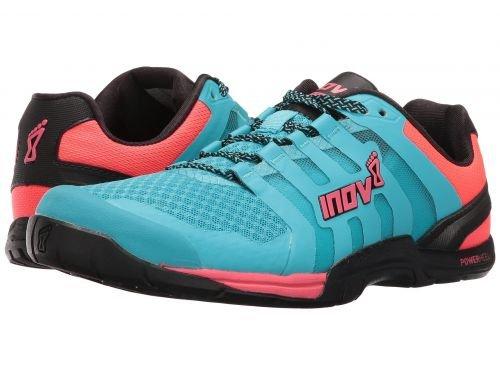 慈悲深い昇る歌手Inov-8(イノヴェイト) レディース 女性用 シューズ 靴 スニーカー 運動靴 F-Lite 235 V2 - Blue/Black/Neon Pink UK 8.5 (US Women's 11) Standard Fit (Wide) [並行輸入品]