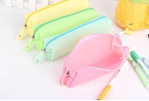 Dosige 1 piezas estuches pequeños estuches escolares niño estuche de moda 18x6x4cm Color aleatorio: Amazon.es: Oficina y papelería