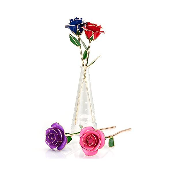 Creative-Valentines-Day-24K-Gold-Trimmed-Rose-Long-Stem-Flower-with-Transparent-Stand-and-Exquisite-Gift-Box-Romantic-Gift-for-Lover-Girl-Friend