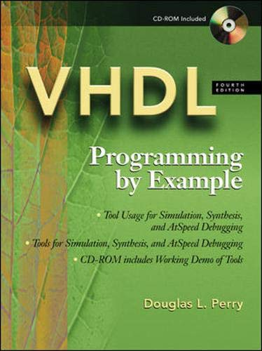 VHDL : Programming By Example