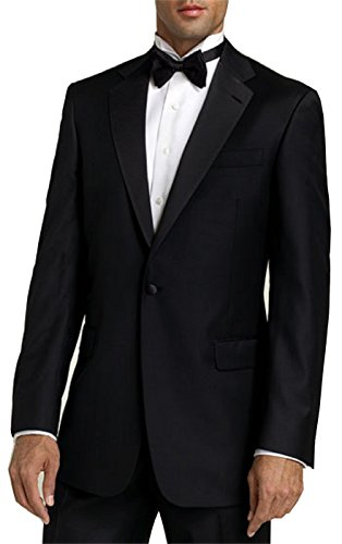 Neil Allyn Tuxedo with Pleated Front, Adjustable Waist Pants - 42R ()