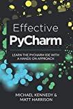 img - for Effective PyCharm: Learn the PyCharm IDE with a Hands-on Approach (Treading on Python) book / textbook / text book