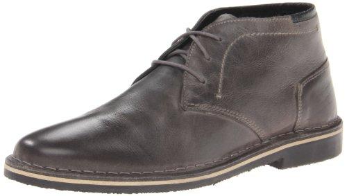 Steve Madden Men's Hestonn Chukka Boot,Grey,12 M US