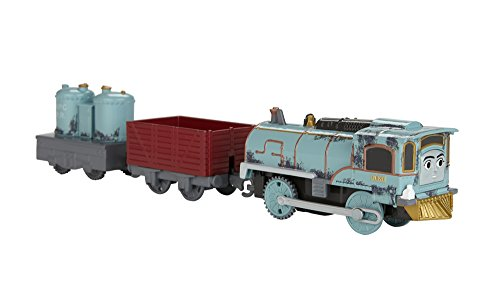 Trackmaster Thomas Train (Fisher-Price Thomas & Friends TrackMaster Lexi the Experimental Engine)
