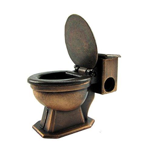 Cast Miniature Toilet Pencil Sharpener