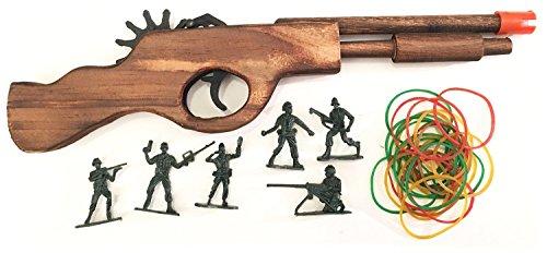 Wooden Rubber Destroyer Shotgun Targets product image