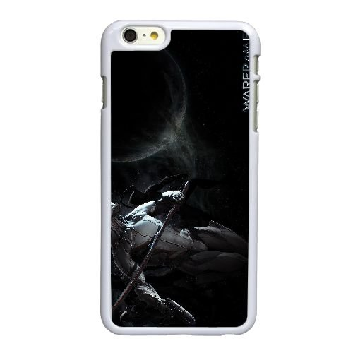 H8K05 jeu Warframe vidéo T2R2WT coque iPhone 6 Plus de 5,5 pouces cas de couverture de téléphone portable coque blanche KO6SWM1AR