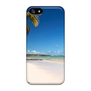 Top Quality Cases Covers For Iphone 5/5s Cases With Nice Tropical Beach Nature Appearance