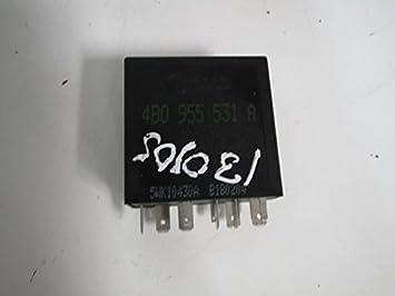 Módulo de relé de limpiaparabrisas 04 Passat parte número 4b0955531 a: Amazon.es: Coche y moto
