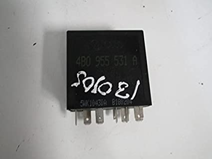 Módulo de relé de limpiaparabrisas 04 Passat parte número 4b0955531 ...