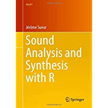 Sound Analysis and Synthesis with R