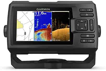 Garmin Striker 5cv with Transducer, 5
