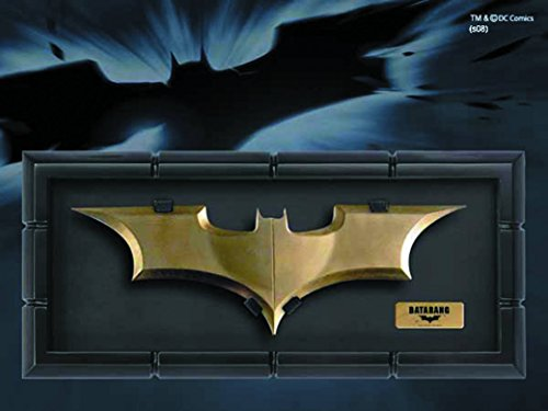 Batman Begins Batarang Movie Prop Replica