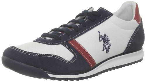 U.S.POLO ASSN. Bruce2, Sneaker Uomo Blu (Bleu (Dkbl/Whi))