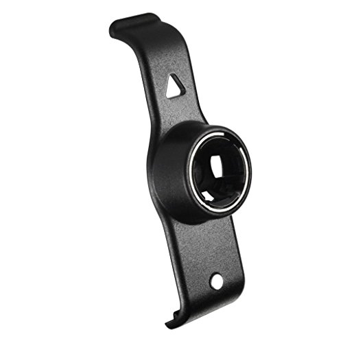 Compare to Garmin 010-11773-00 includes ChargerCity Direct Replacement Warranty ChargerCity Vehicle Suction Cup Mount /& Bracket for Garmin Nuvi 2555LMT 2555LT 2595LMT GPS