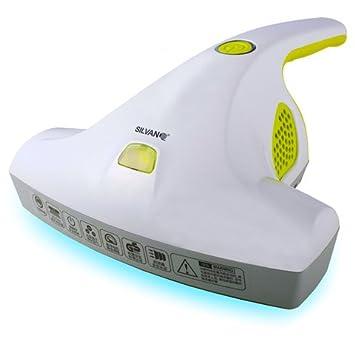 Aspirador anti-bacterias para cama y sofá con rayos UV-A con filtro HEPA: Amazon.es: Hogar