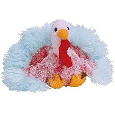 Ty Beanie Babies TOM-e - Turkey (Ty Store Exclusive): Toys & Games