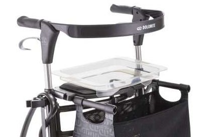 Dolomite Jazz 2 andador - Bandeja de plástico: Amazon.es ...