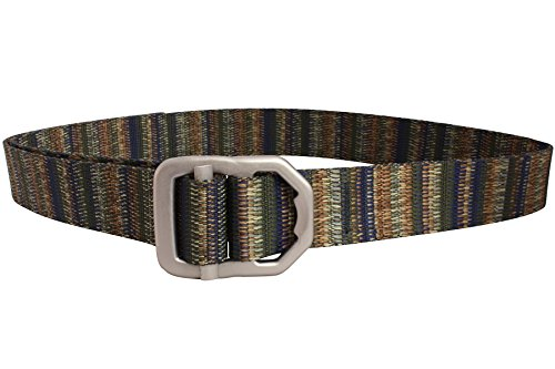Bison Designs Pry Cap USA Made Belt, Coyote, Medium/38-Inch