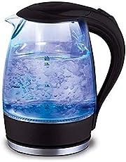 Carnival Electric Kettle 2000 Watt - 1.7 Liter, Black