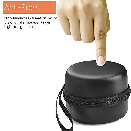 JonerytimeCarry Travel Zipper Portable Protective Case Cover Bag Box for Amazon Echo Dot
