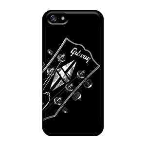 New NJGIlaj3441UqilK Gibson Les Paul Tpu Cover Case For Iphone 5/5s