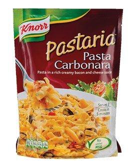 Pasta Carbonara Knorr (Carbonara Pasta)