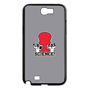 Samsung Galaxy N2 7100 Cell Phone Case Black Science JNR2288819