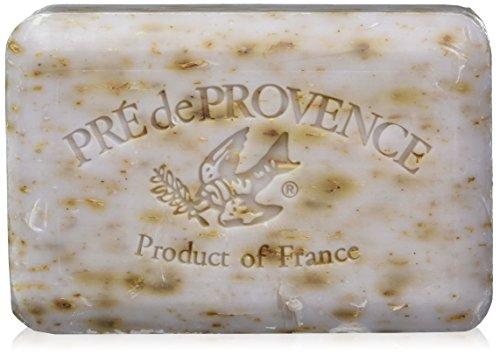 Provence Natural Soap - Pre De Provence Lavender Bar Soap 250 Gram (3 Pack)