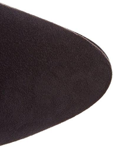 1raffi Bloque Noir Women's Jb Noir Boots Suede Stretch T Martin Slouch aWEWxcTZ