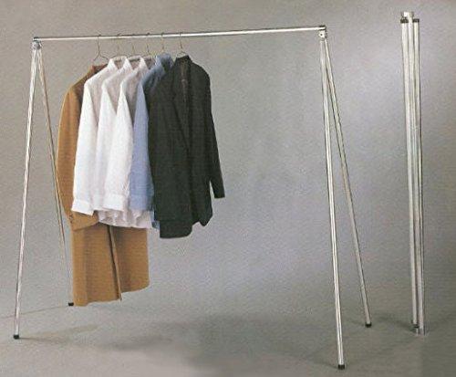 Fol-D-Rack (Aluminum) (58''H x 58''W) by Fol-D-Rak