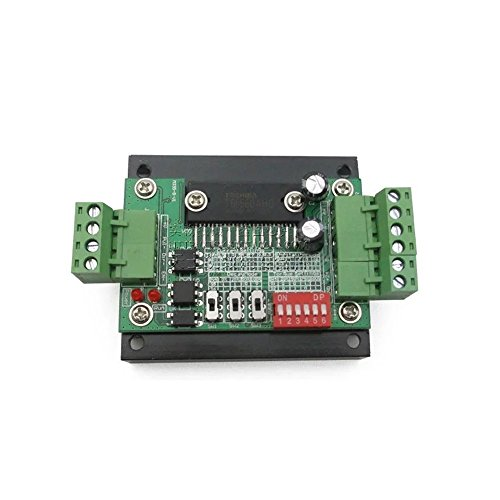 Solu  Single Motor Driver Board Control 1 Axis 3.5a Tb6560 Stepper Stepping CNC Router// CNC Router Single 1 Axis 3.5a Tb6560 Stepper Stepping Motor Driver Board// CNC Router One Tb6560 1 Axis 3.5a Stepper Motor Driver Stepping Controller