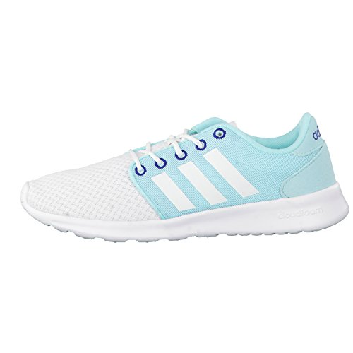 Femme Blanc Basses Cass Racer Cloudfoam Qt Adidas W Sneaker 06YYqw