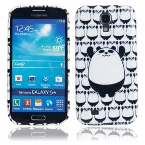 Cell Accessory TPU Glitter Protective Case with Panda Pattern for Samsung S4 i9500