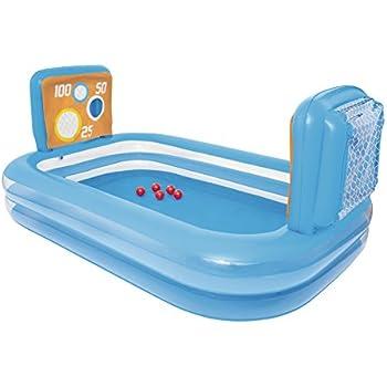 Amazon.com: Bestway inflable gigante rana Rider piscina ...
