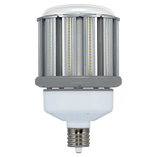 (Pack of 8) Satco S9396, 100W/LED/HID/5000K/100-277V EX39, LED Light Bulb by Satco