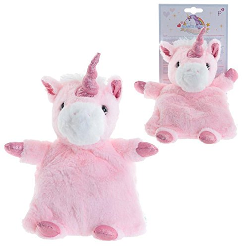 Bolsas de sala - Microondas Snuggables unicornio calor Pack ...