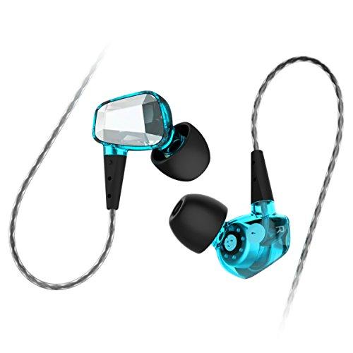 In Ear Kopfhörer, Doosl® Ear Kopfhörer 3,5 mm-Stecker Sport Kopfhörer In-Ear-Hifi Musik Kopfhörer