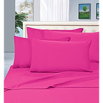 Attractive Best Seller Luxurious Bed Sheets Set On Amazon! Elegant Comfort 1500 Thread  Count Wrinkle,