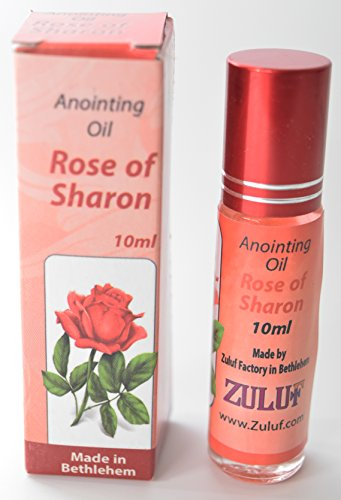 Rose of Sharon Anointing Oil Bethlehem by Zuluf