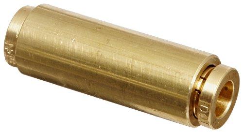 Eaton Weatherhead 1862X4 Brass CA360 DOT Air Brake Tube Fitting Union 14 Tube OD