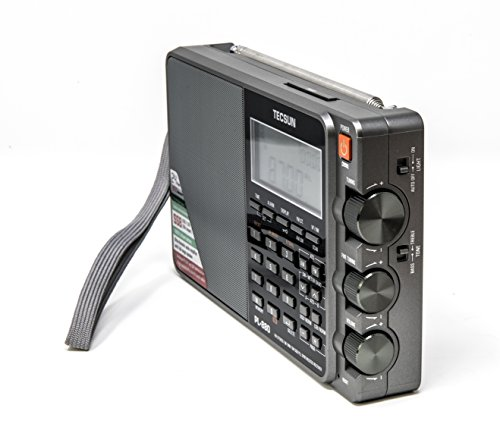 Tecsun PL880 Portable Digital PLL Dual Conversion AM/FM
