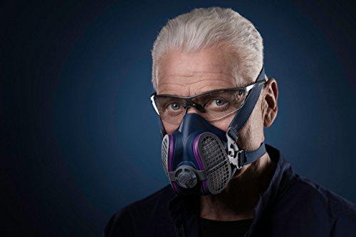 GVS-Elipse-SPR457-P100-Elipse-Half-Mask-Respirator-MediumLarge-Blue