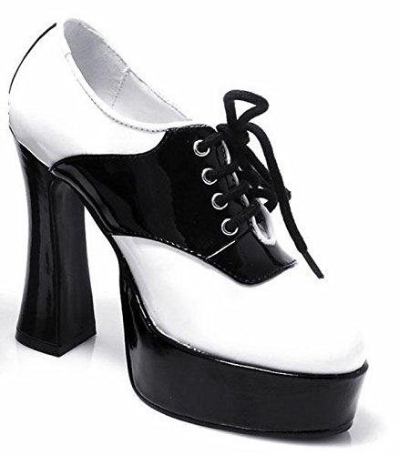 Ellie Shoes Women's Platform Saddle Adult Shoes 7 -