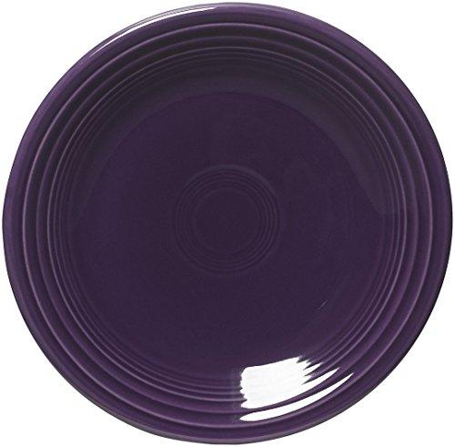 Fiesta Dinnerware 10 1/2 Inch Dinner Plate - Plum Purple ()