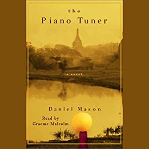 The Piano Tuner Hörbuch