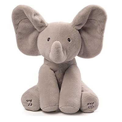 Enesco Animated Plush Animated Flappy the Elephant