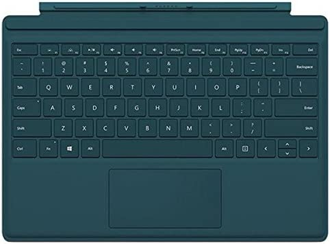 Microsoft QC7-00006 Microsoft Cover port Verde azulado ...